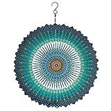 Spin Art Premium Space Mandala Giratorio de Viento (30,5cm) Wind Spinner