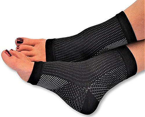 Pedimend™ Plantar Fasciitis Socks with Arch Support   for Men & Women   Compression Foot Sleeve   for Aching Feet & Heel Pain Relief   Increase Blood Circulation (S: UK Size (5.0-9.5))