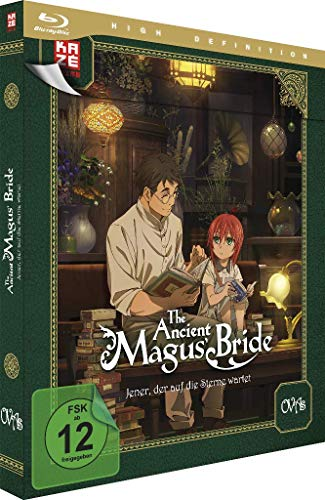 Ancient Magus Bride - Vol. 5 (OVA) [Blu-ray]