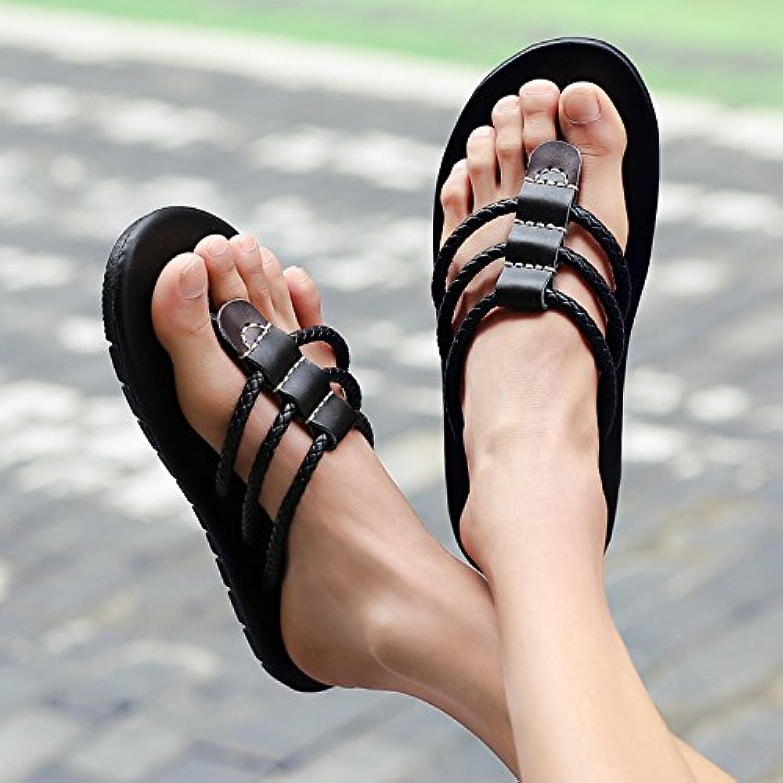 @Sandals Summer New Slippers, Flip Flops, Outdoor Wear Men'S Outdoor