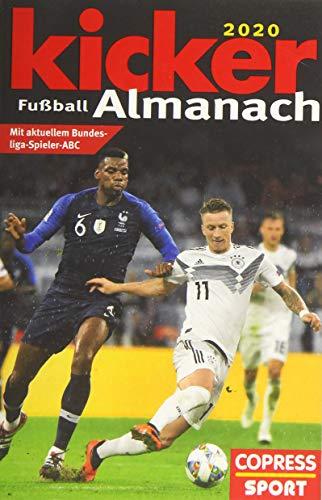 Kicker Fußball-Almanach 2020: Mit aktuellem Bundesliga-Spieler-ABC