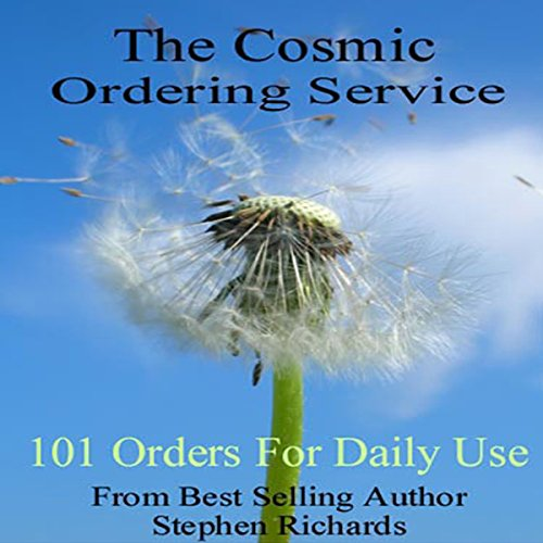 The Cosmic Ordering Service cover art