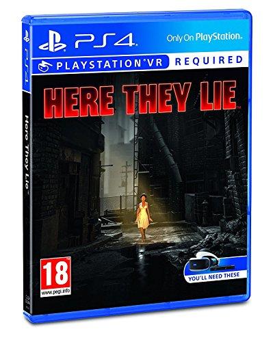 ソニー・インタラクティブエンタテインメント『Here They Lie VR(輸入版)』