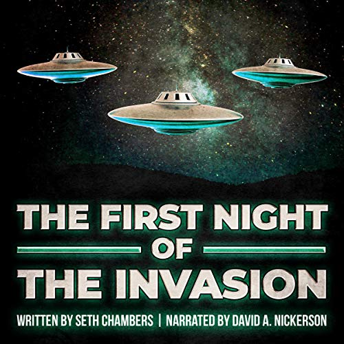 The First Night of the Invasion audiobook cover art