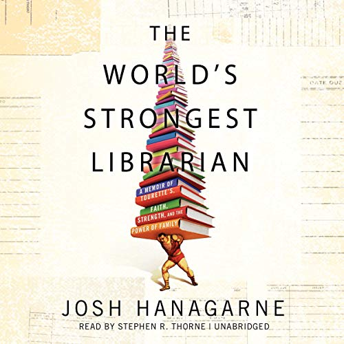 The World's Strongest Librarian cover art
