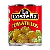 La Costena Green Tomatillos, 28 oz...