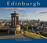 Colin Baxter 2021 Edinburgh Calendar