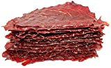 People's Choice Beef Jerky - Classic - Original - Big Slab - Whole Muscle Premium Cuts - Bulk Jerky...
