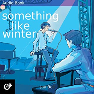 Page de couverture de Something Like Winter