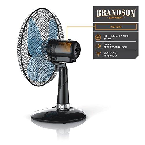 Brandson – Tischventilator 35cm   Tisch Bild 3*