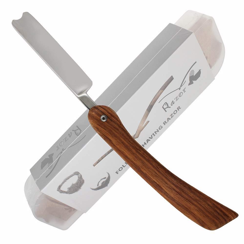 XULIYINA Afeitadora de Afeitar Plegable Vintage clásica for ...