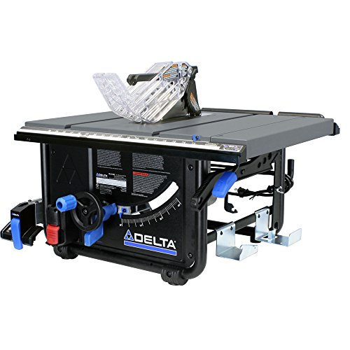 Delta Power Tools 36-6010 10' Portable Table Saw