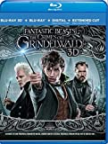 FANTASTIC BEASTS: THE CRIMES OF GRINDELWALD NEW BLU-RAY DISC