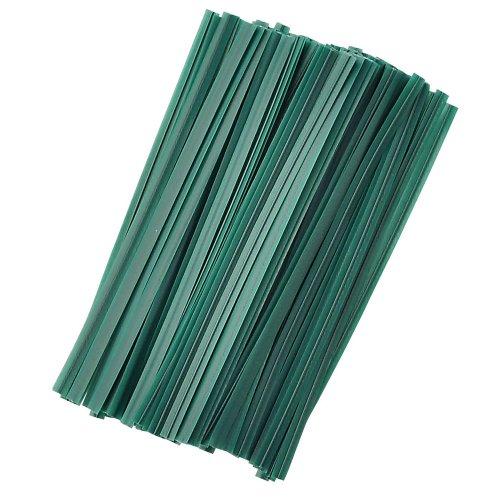 G ビニタイ 緑 100本入り 10cm