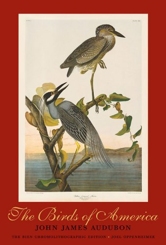 Image OfThe Birds Of America – The Bien Choromolithographic Edition