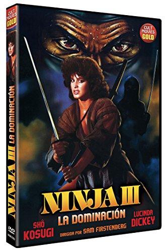 Ninja III: la Dominación (Ninja III: The Domination) DVD