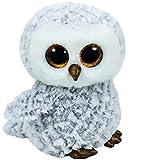 TY Beanie Baby-ty37086-Plush-Beanie boo' S-Owlette Owl 23cm by Ty