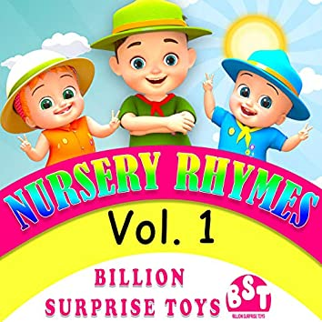 Nursery Rhymes & Kids Songs by Billion Surprise Toys, Vol. 1