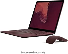 Microsoft  Surface Laptop 2 (Intel Core i7, 8GB RAM, 256GB) – Burgundy