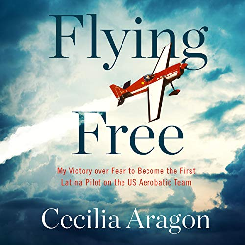 Flying Free Audiobook By Cecilia Aragon cover art