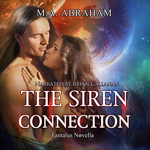 The Siren Connection audiobook cover art