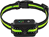 Best Dog Bark Collars - Dog Bark Collar -5 Adjustable Sensitivity and Intensity Review