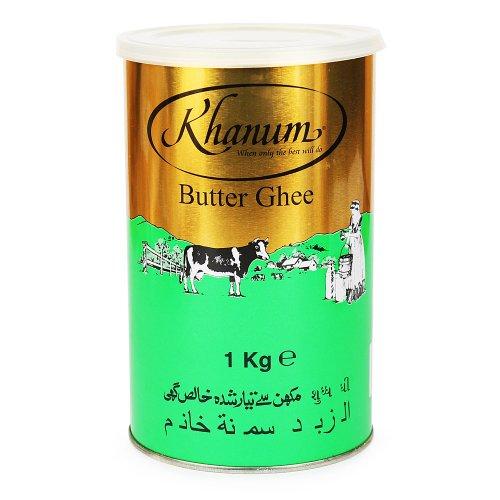 KHANUM Pure Butter Ghee 1 kg