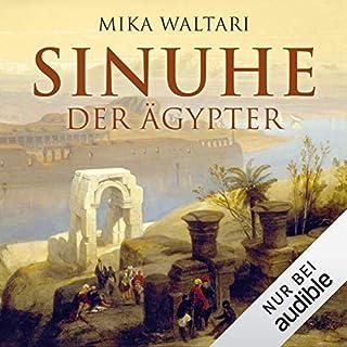 Sinuhe der Ägypter                   Autor:                                                                                                                                 Mika Waltari                               Sprecher:                                                                                                                                 Stefan Kaminski                      Spieldauer: 30 Std. und 15 Min.     1.228 Bewertungen     Gesamt 4,2