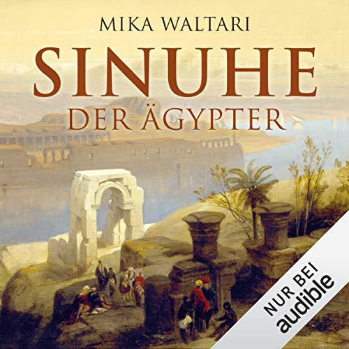 Couverture de Sinuhe der Ägypter