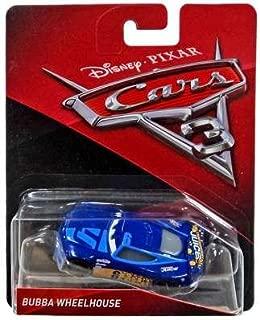 Disney Cars 3 DieCast Bubba Wheelhouse 1:55 Scale