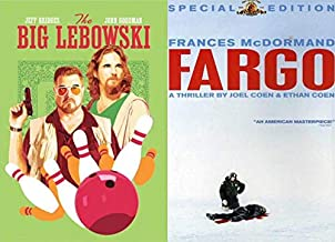 Coen Brothers Cult Classics: The Big Lebowski & Fargo (Special Edition) 2 DVD- Movie Set