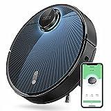 Saugroboter 5GHz Wi-Fi ZOOZEE Z70 LiDAR Laser Navigations Roboterstaubsauger,3500Pa starker Saugleistung,5200MAh LG Akku Saugen und Wischen Staubsauger Roboter,Auto Mapping-System für alle Böden