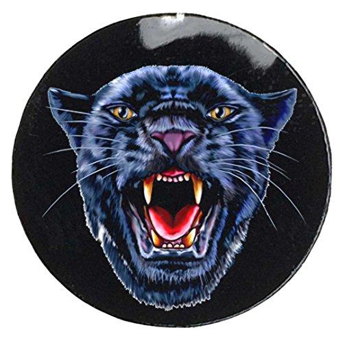 Full Color Panther Award Decals (100 Decals) Panther Sticker Big Cat Award