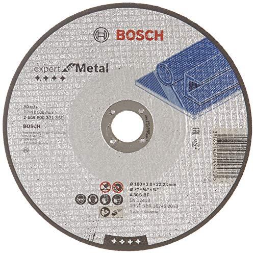 Bosch Professional 2608600321Metall Gerade Trennscheibe