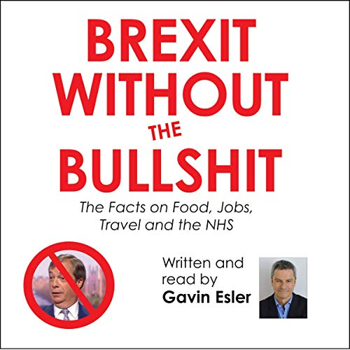 Brexit Without the Bullshit audiobook cover art