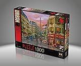 Puzzle 1000 pièces - Dominic Davison - Rue de Paris