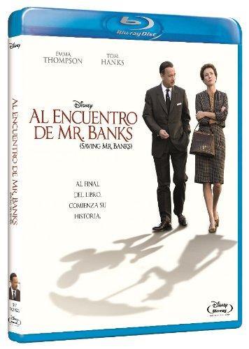 Al Encuentro De Mr. Banks [Blu-ray]