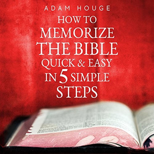 How to Memorize the Bible Quick and Easy in 5 Simple Steps Titelbild