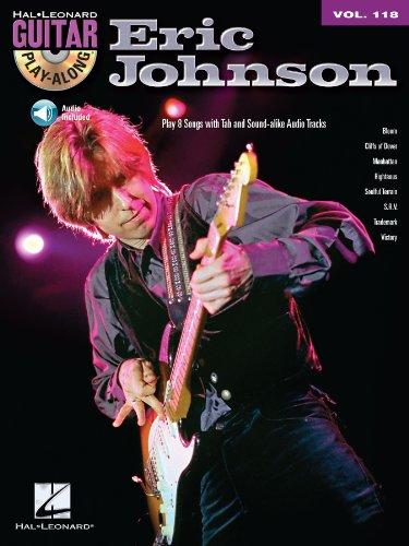Eric Johnson Songbook: Guitar Play-Along Volume 118 (English Edition)