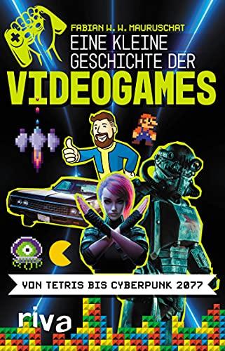 Eine kleine Geschichte der Videogames: Von Tetris bis Cyberpunk 2077