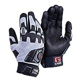 G-Form Baseball/Softball Batting Gloves - White - Adult X-Large(1 Pair)
