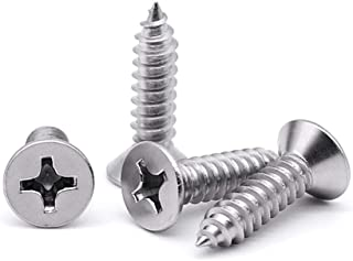 7//16 Length 7//16 Length Zinc Plated #8-18 Thread Size Pack of 10000 Steel Sheet Metal Screw Phillips Drive Pan Head Pack of 10000 Type B Small Parts 0807BPP