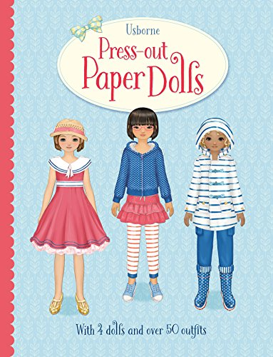Press-Out Paper Dolls (Press-outs)