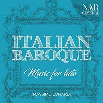 Italian baroque - music for lute