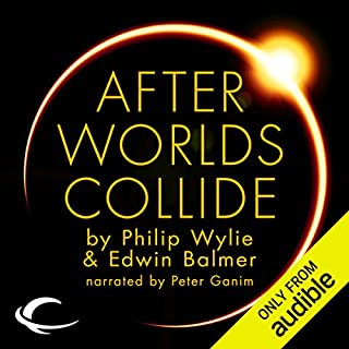 After Worlds Collide audiobook cover art