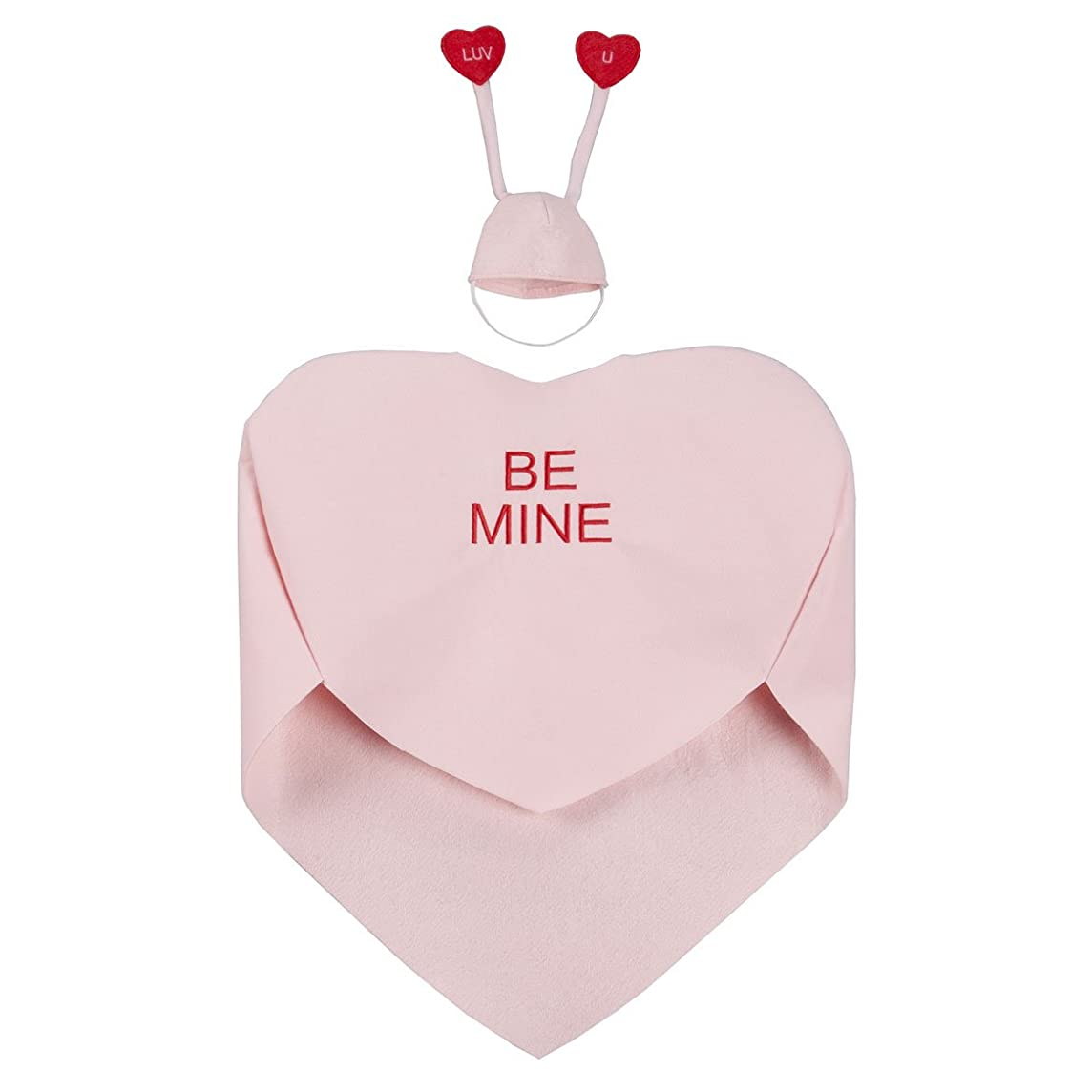 Miles Kimball Conversation Heart Goose Outfit