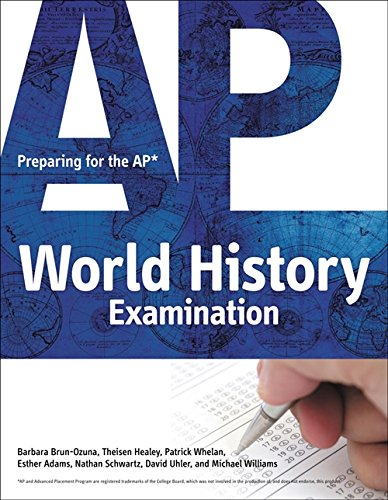 Preparing for the AP World History Examination