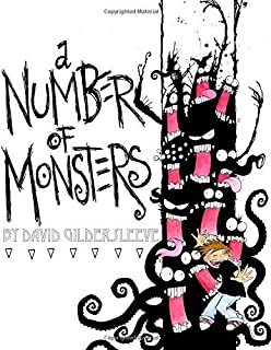 A Number of Monsters by Gildersleeve, David (2014) Paperback