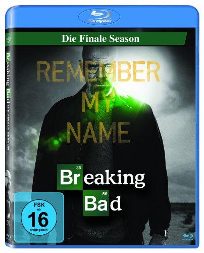 Breaking Bad - Die Finale Season [Blu-ray]