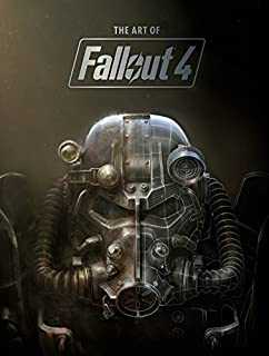 The Art of Fallout 4 (Hardcover)--by Aaron Walker [2015 Edition]